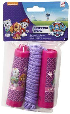Fornito Paw Patrol (rosa) Saltare Jump Rope-girls Jumping Rope Kids Attività 3+y-mostra Il Titolo Originale