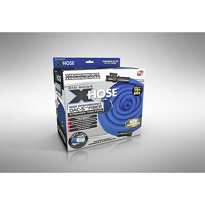 Xhose Extreme Pro Expandable Hose Super Strong DAC-5 -  2017 EDITION - BLUE,NEW!