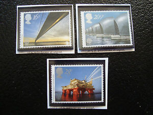 The-United-Kingdom-Stamp-Yvert-and-Tellier-N-1091-A-1093-N-A22-Stamp