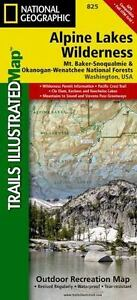 Alpine Lakes/Wilderness/Mt. Baker-Snoqualmie & Okanogan-Wenatchee ...