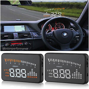 Head Up Display HUD OBDII Dash Car Screen Window Project - Car display