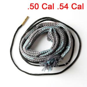 Bore Snake Cleaning .50 Cal .54 Cal Boresnake Barrel Brass Cleaner