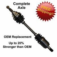 2004 Bombardier Quest Max Cv Axle Front Left Only