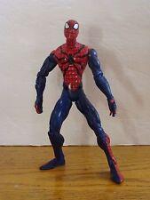 "Marvel ToyBiz 2002 Spider-Man 6.5"" Action Figure Super Poseable 20+ Articulation"