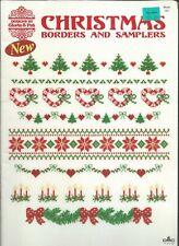 Designs by Gloria /& Pat Cross Stitch Patterns Holiday Seasonal SOLD INDIVIDUALLY