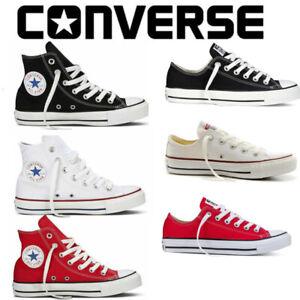 Converse Chucks Taylor All Star Sneaker Schuhe Turnschuhe Herren Damen Freizeit