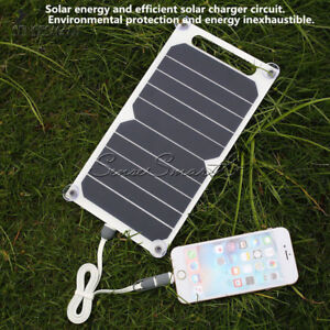Image Is Loading Portable 10w 5v Solar Charging Panel Usb