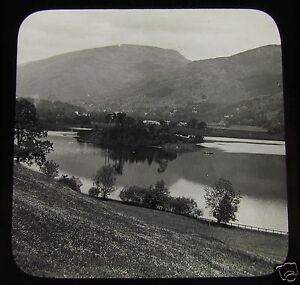 Glass Magic Lantern Slide GENERAL VIEW OF GRASSMERE LAKE C1890 CUMBRIA - <span itemprop=availableAtOrFrom>Cornwall, United Kingdom</span> - Returns accepted Most purchases from business sellers are protected by the Consumer Contract Regulations 2013 which give you the right to cancel the purchase within 14 days after the day - Cornwall, United Kingdom