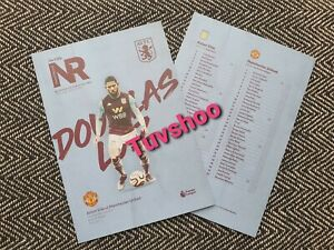 Aston-Villa-v-Manchester-United-2020-LIMITED-Programme-8-7-20-READY-TO-DISPATCH