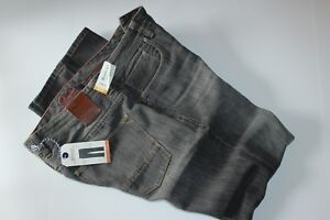 Tommy-Bahama-Pants-Jeans-Barbados-Boot-Grey-Wash-TD114306-New-32x34-32-Waist