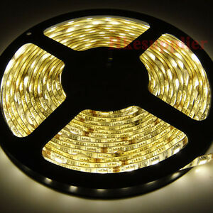 Warm-White-5M-Waterproof-5050-SMD-LED-Strip-300-Leds