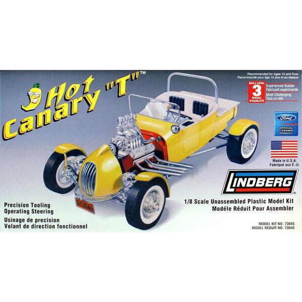 ESLI73045 Lindberg  8 Hot Canary 'T' Rod