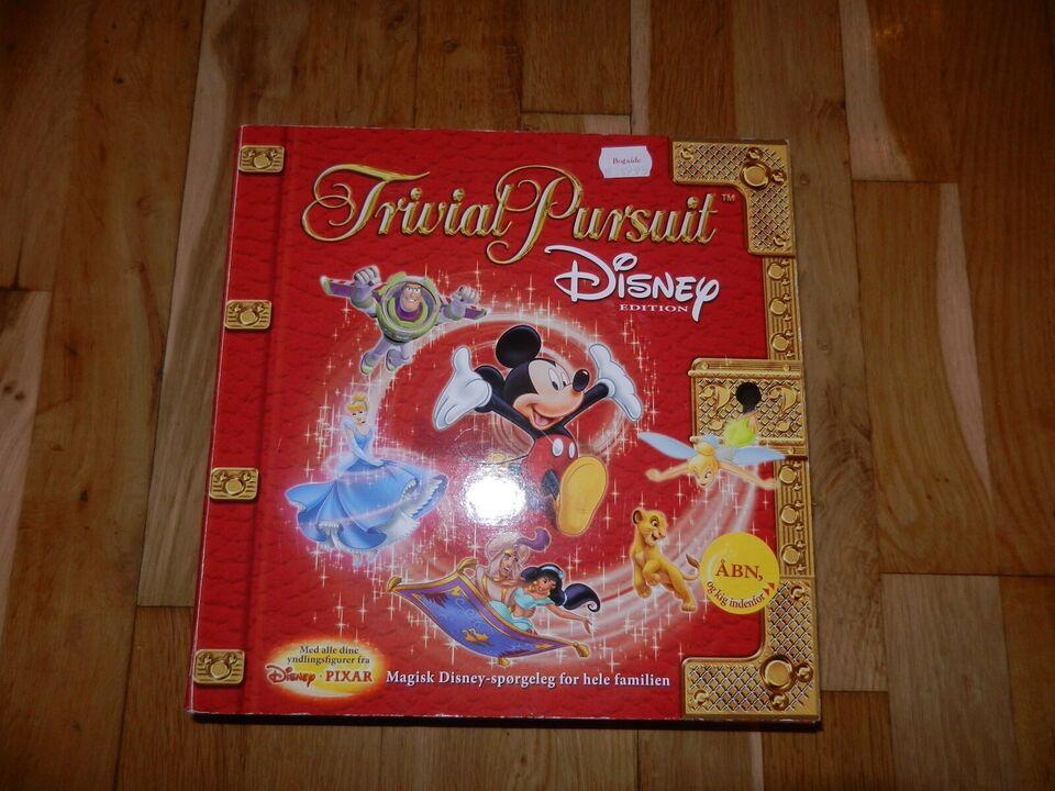 Trivial pursuit Disney, brætspil