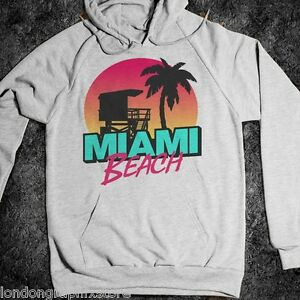 Image Is Loading Miami Beach Hoo T Shirt Sobe South