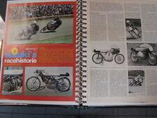 Clipping / artikel  / Suzuki's Racehistorie deel 1 en 2 uit Weekblad Motor (NED)