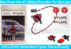 Mylaps 轉發器 Hybrid rc4 (2 線) 適用于 R/C 汽車 (ambrc, AMB RC) - 全新