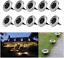 Wilktop 10er im Set Solarleuchten fr Garten Solarlampe Garten Lampe Solarleucht
