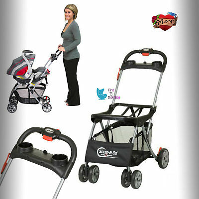 Baby Trend Snap N Go Ex Universal Infant Car Seat Stroller Lightweight Transport 90014010720 Ebay