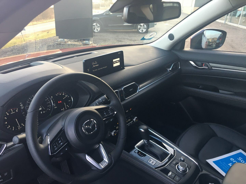 Mazda CX-5 2,0 SkyActiv-G 165 Cosmo aut. - billede 8