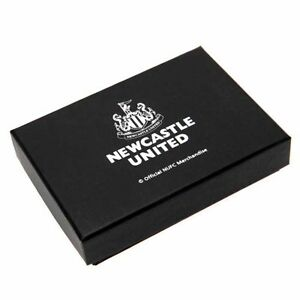 Newcastle united fc chrome business card holder in case ideal image is loading newcastle united fc chrome business card holder in colourmoves
