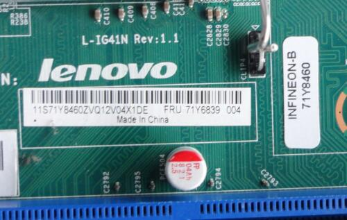 Lenovo ThinkCentre A58 M58E SFF//Slimline Socket 775 Motherboard 71Y6839 71Y8460
