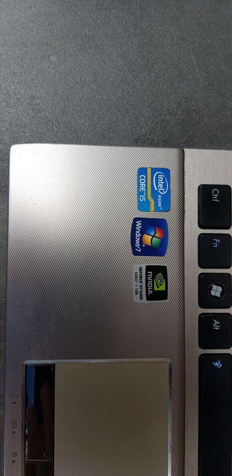 Tastatur, Asus, U46s