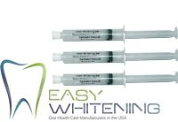 HOME BLEACHING TOOTH WHITENING -30CC (3X10Cc) PEROXIDE CARBAMIDE- FREE SHIPPING