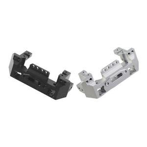Metall-Aluminium-Lenkung-Getriebe-Winde-Vorne-Halterung-fuer-1-10-RC-Crawler-Y1N8