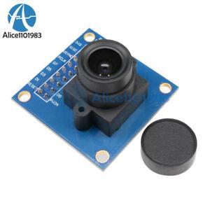 VGA-OV7670-CMOS-Camera-Module-Lens-CMOS-640X480-SCCB-Compatible-W-I2C-Interface