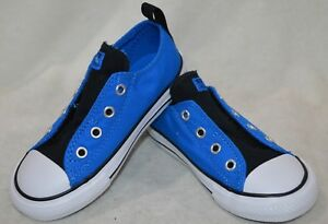 Details about Converse CT All Star Simple Slip OX SoarB Toddler Boy's Sneakers Asst Sizes NWB
