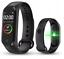 Indexbild 1 - M5 Android IOS Smartwatch IP68 Sportuhr Armband Fitness Tracker Silikon Watch