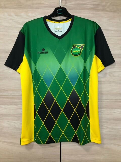 Jamaica 2015-2016 Training Football Shirt Soccer Jersey Romai Trikot size M