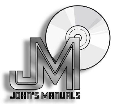 Massey Ferguson MF 6290 PDF Service WorkShop Repair Manual DVD!