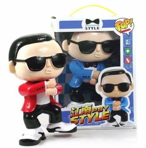 29cm Dancing PSY Gangnam Style suoni e canti Figure Giocattoli Divertimento Musicale Regali