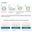 60Pcs-Gold-Hydrogel-Eye-Patches-Firming-Eye-Cover-Collagen-Gel-Under-Eye-Pads-F6 thumbnail 12