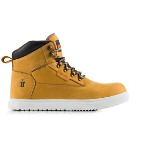 8143b5a3c46 Details about SCRUFFS TWISTER SPORT MEN TAN WORK SITE SAFETY BOOT STEEL TOE  CAP SIZES 7-12