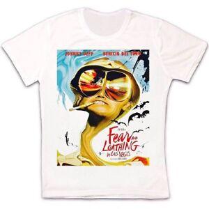 Fear And Loathing In Las Vegas Film Retro Vintage Unisex T Shirt 980