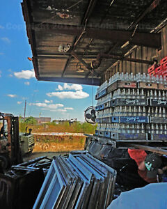 Barq-039-s-Root-Beer-Bottles-in-Bywater-NEW-ORLEANS-8x10-Photo-SIGNED-Louis-Maistros