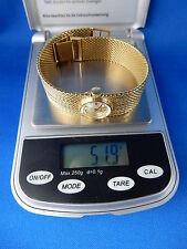 PRIOSA 585er GOLD DAMENUHR 51,9g. Top Zustand
