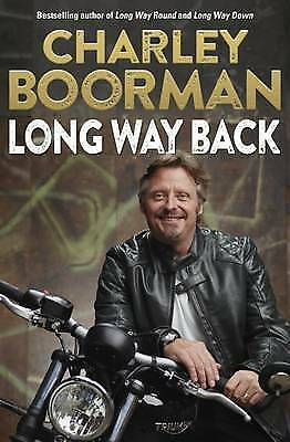 1 of 1 - Long Way Back, AA Publishing, Charley Boorman, Very Good Book