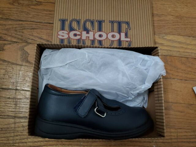 Girls Clarks Leather School Shoes with