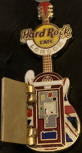 Hard-Rock-Cafe-LONDON-2011-Iconic-Telephone-Booth-Hinged-Guitar-PIN-HRC-64097
