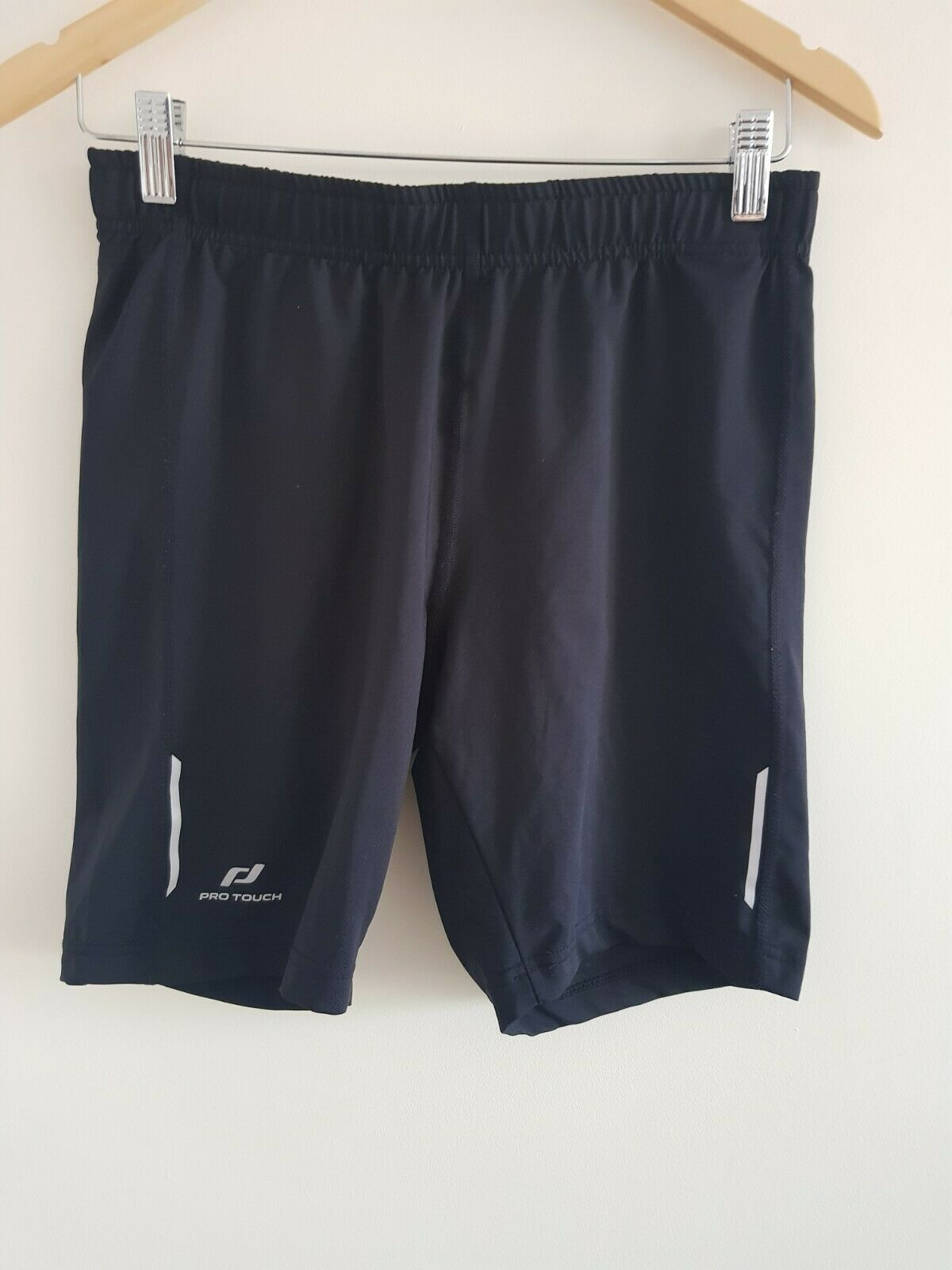 Mens Shorts Large Black Pro Touch Active <EE4235z