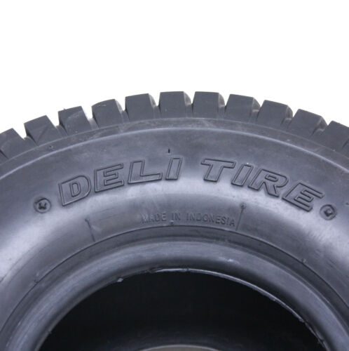 2-15x6.00-6 tyres and tube for grass mower ride on lawnmower tyre Deli tyre