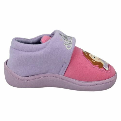 Girls Sofia Crown Side Slippers By Disney Retail Price £4.99