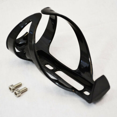 Full Carbon Fiber Bicycle Light Drink Water Bottle Cage Holder Cage Tools NEW