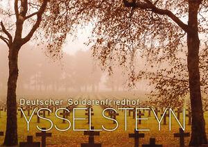 Deutscher-Soldatenfriedhof-Ysselsteyn-Niederlande-German-cemetery-Netherlands