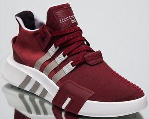 ea802f60f259 adidas Originals EQT Basketball ADV New Men s Lifestyle Shoes Maroon ...