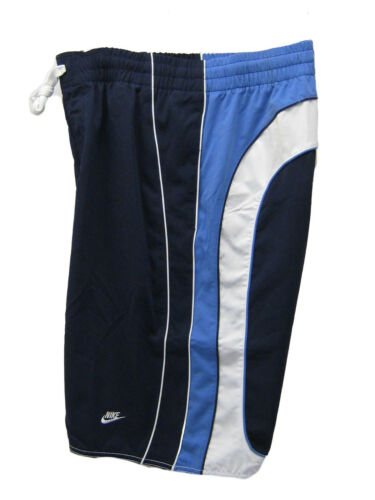 NEW NIKE Active Beach Water Sports Board Shorts Trunks Blue Large L