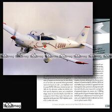 #CAP.025 Fiche Avion - L'APM-30 LION (ROTAX 912S)